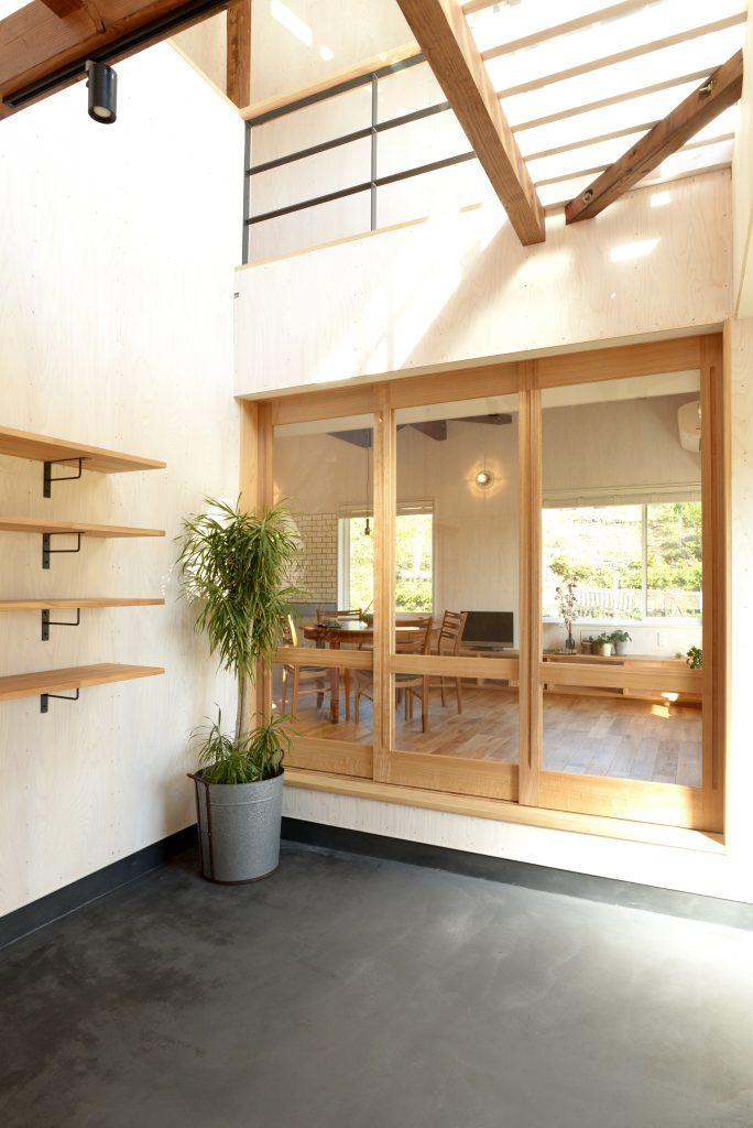 MUFFLER HOUSE多様な暮らしを包み込む家の施工ポイント