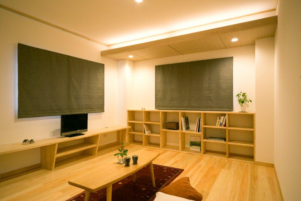 家族と共に成長する家の施工ポイント