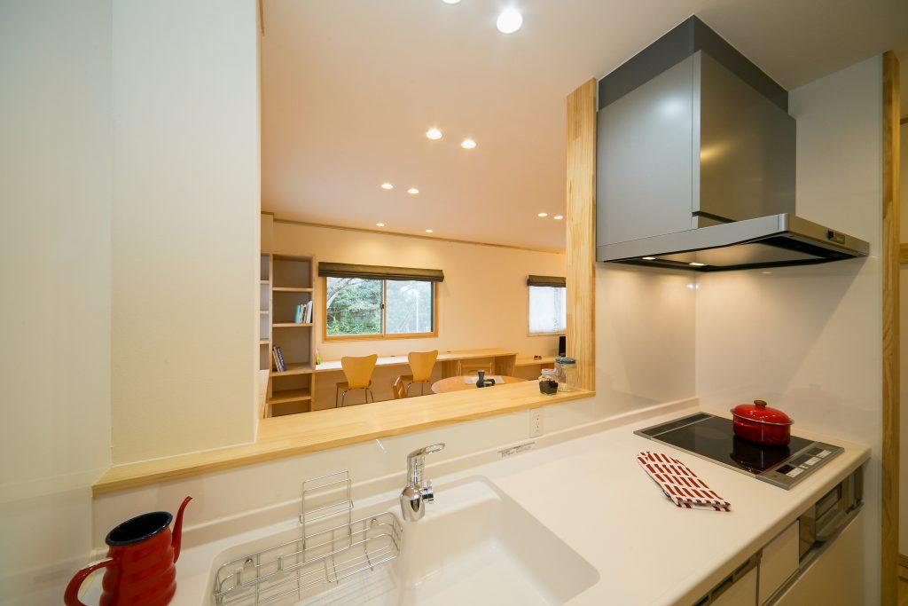 家族と共に成長する家 in富士市南松野の施工ポイント