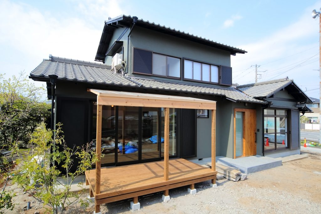 Outer Living Houseの施工ポイント
