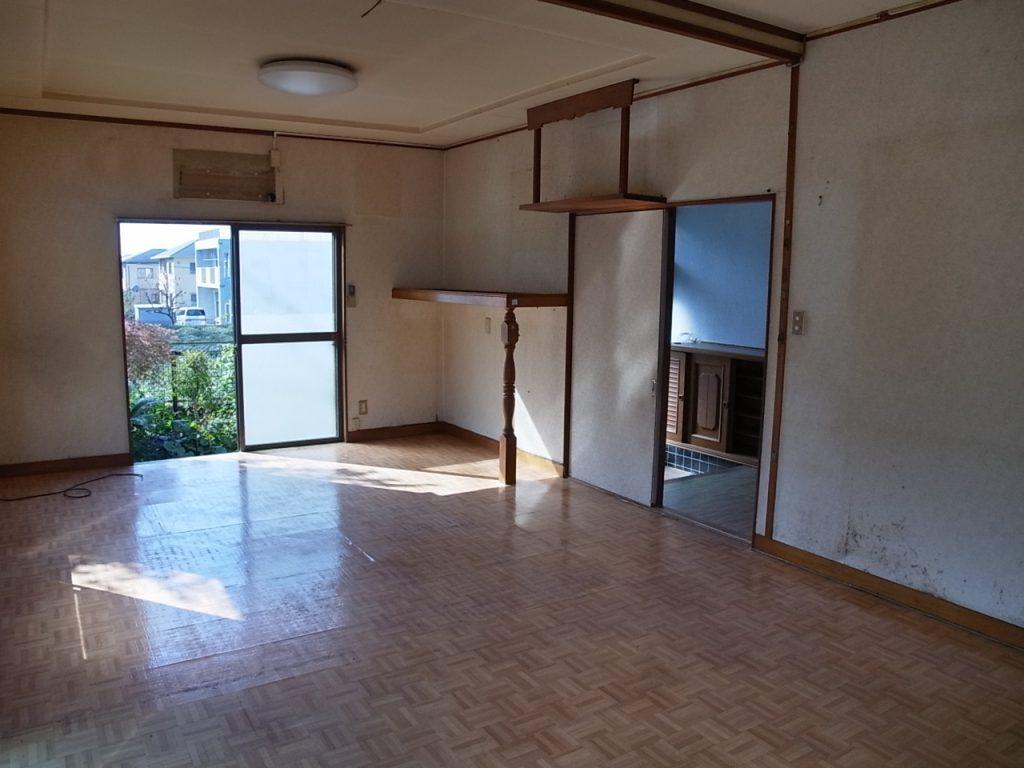 中古住宅を購入してバイクを眺める土間収納を造りました!in富士市の施工ポイント